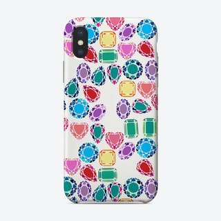 Gemstones   Phone Case