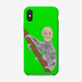 Sir David Sloth Phone Case