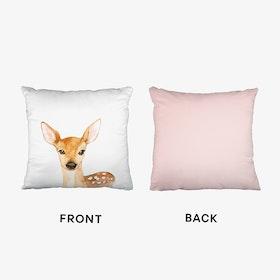 Nursery Deer Cushion