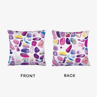 Lilac Cushion