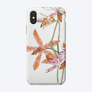Tiger Orchids Case Phone Case