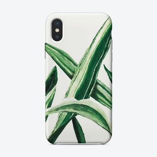 Greenleave iPhone Case