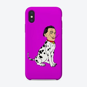 Salvador Dalmation Phone Case