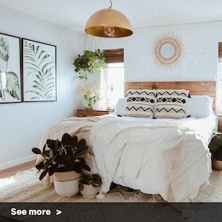 Botanical Bedroom Dreams