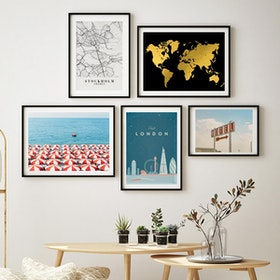World Maps & Travel Inspo
