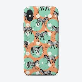 Zebras Phone Case