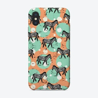 Zebras Phone Case