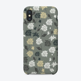 Floral Pattern   Phone Case