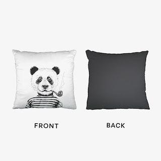 Hipster Panda Cushion