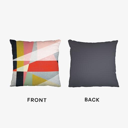 Canvas 2 Cushion
