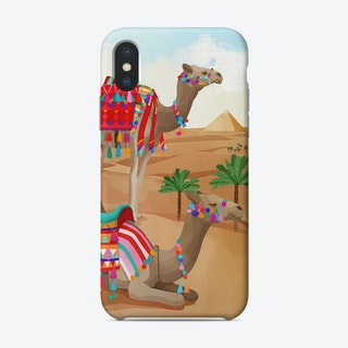 Desert Adventure Phone Case