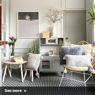Chic Play Area