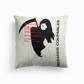 Cute Reaper Cushion