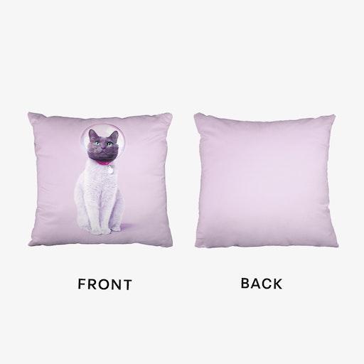 Space Cat Cushion