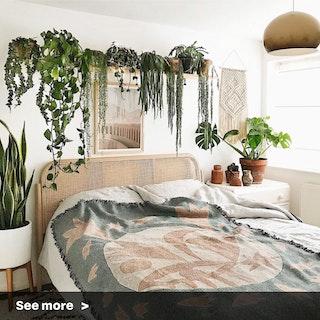 Botanical Bedhead