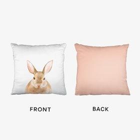 Nursery Rabbit Cushion