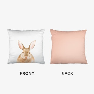 Nursery Rabbit Cushion