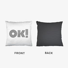 Ok Multi Line Cushion