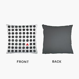 Minimalism 2 Anthracite Cushion