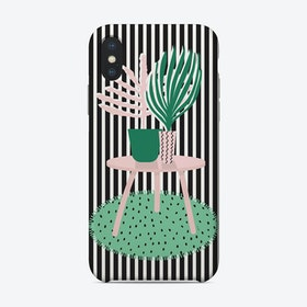 Stripy Interior Phone Case