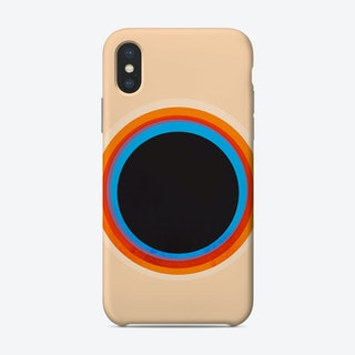 Look At The Circle Phone Case