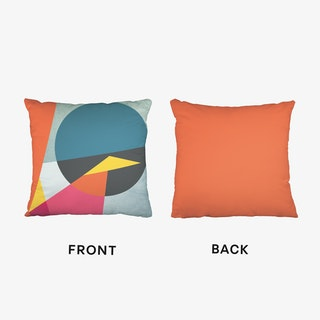 Graphic 2 Cushion