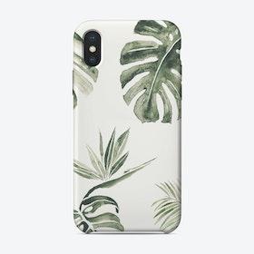 Tropic iPhone Case