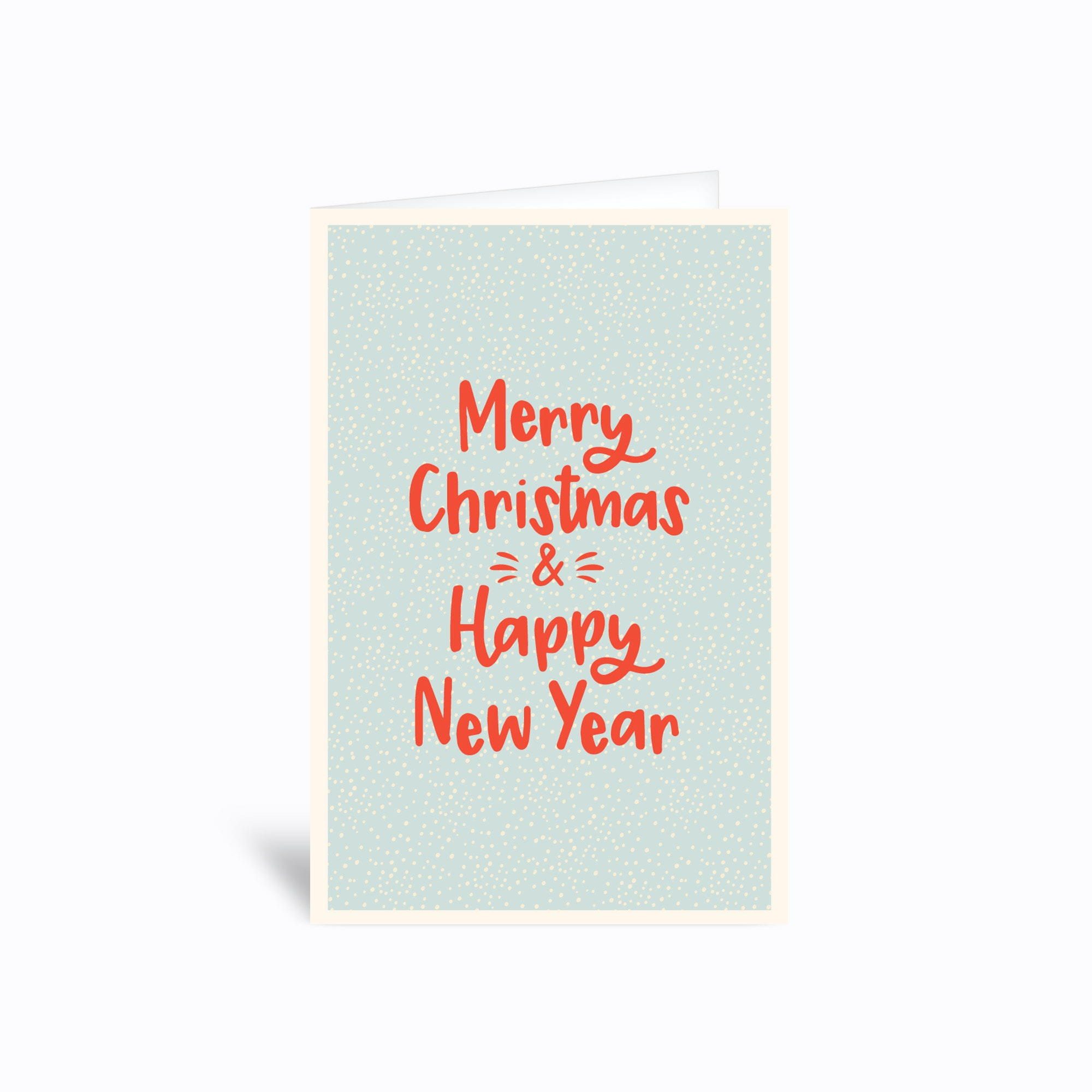 Happy New Year Greeting Card 101