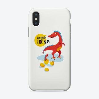 Dino Phone Case
