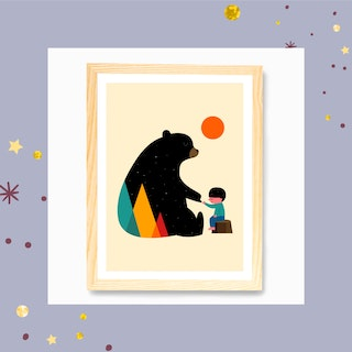 Art Prints Gift Guide for Kids