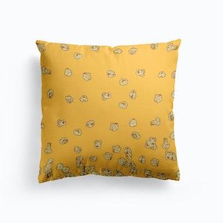 Popcorn Cushion Cushion