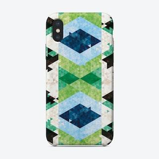 Bohemian Kilim Rhomb Phone Case