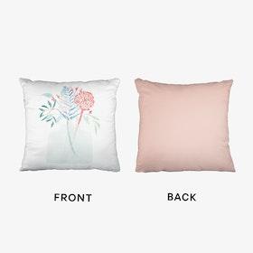 Flower bouquet No.1 Cushion