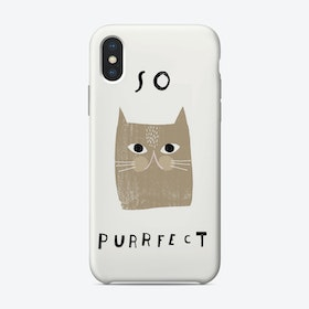 Catisfaction 5 Phone Case
