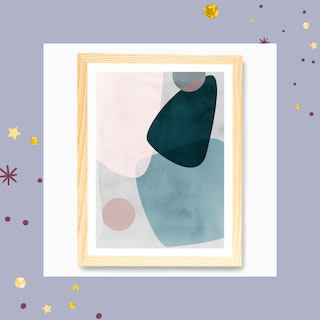 Abstract Prints: Gift Guide