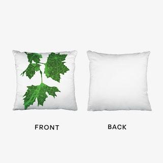 Platanus Paris Spring Cushion
