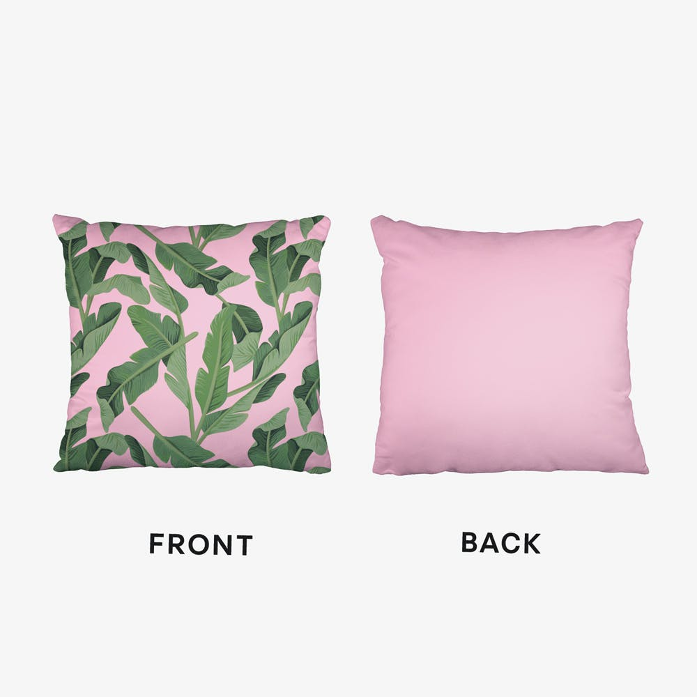 Tropical 17 Forest II Cushion