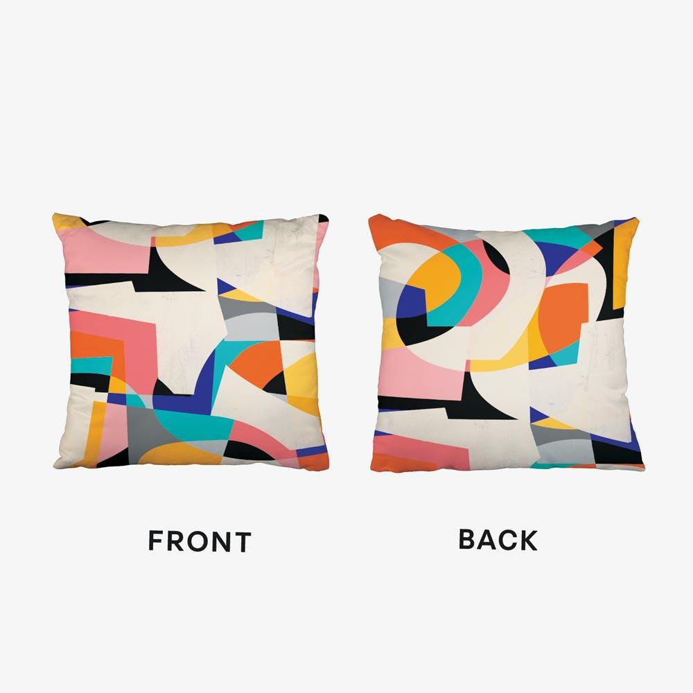 Colorshot III Cushion