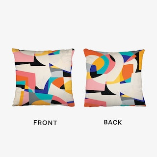 Colorshot III Cushion
