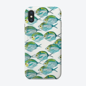 Fishes Pattern Phone Case