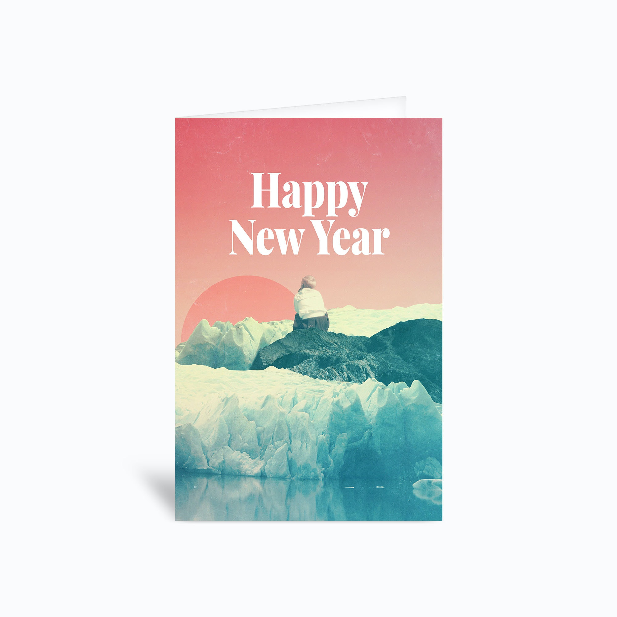 Happy New Year Greeting Card 77