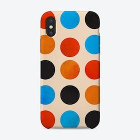 49 Circles Phone Case
