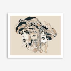 Danielle 2 Art Print