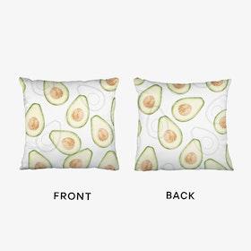 Avocado Cushion