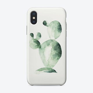 Cactusfriend iPhone Case