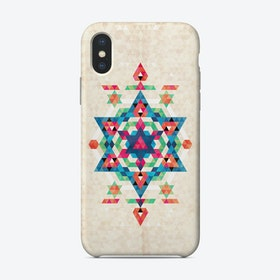 Bohemian Kilim Diamond Phone Case