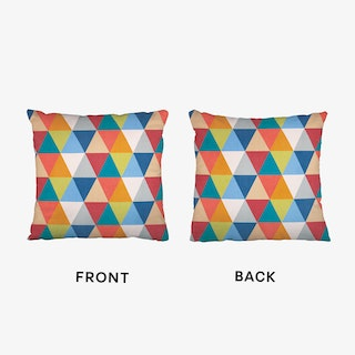 Triangle Cushion