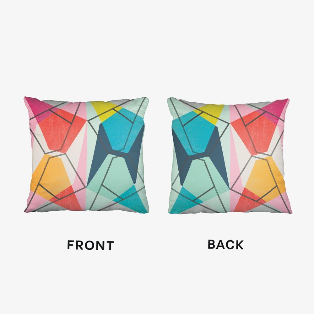 Colorblock III Cushion