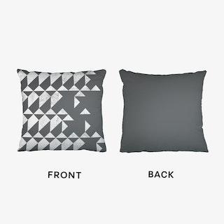 Abstract No 2 Cushion