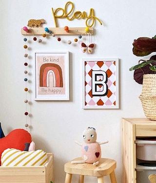 Kids Typography Prints